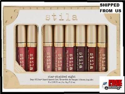 BEST PRICE Stilla Star Studded Eight Stay All Day HOLIDAY Lipstick