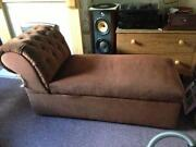 Antique Chaise Longue