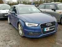Audi A3 8V Sline 2013+ BREAKING SPARES AIRBAG LEATHER SEATS ALLOY DOORS AXLE HUBS CORNERS