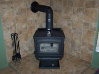 PACIFIC ENERGY, SUPER 27 - WOOD STOVE