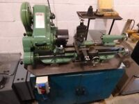 MYFORD SUPER 7 SINGLE PHASE LATHE