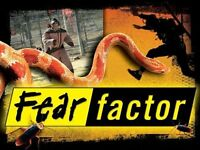 Fear Factor Complete Seasons 1-7 145 episodes 13 Discs