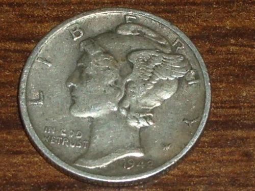 1942 Liberty Dime Ebay
