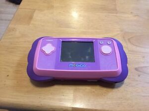 Vtech MobiGo 2 Pink Touch Screen Learning System