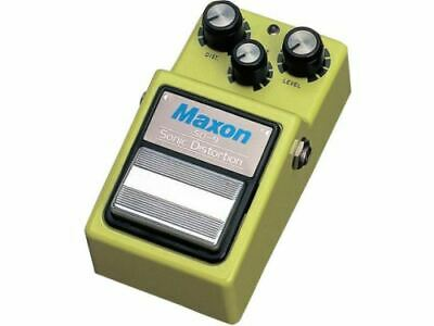 MAXON Sonic Distortion SD-9 Effects Pedal