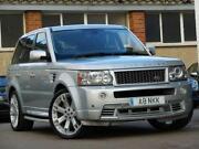 Range Rover Sport SAT Nav