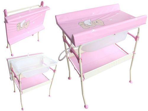 wickeltisch badewanne ebay. Black Bedroom Furniture Sets. Home Design Ideas
