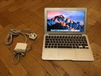 """APPLE MACBOOK AIR 11.6"""" MID 2010. EXCELLENT CONDITION. FULLY WORKING."""