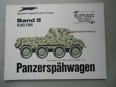 Waffen-Arsenal Band 5 Panzerspähwagen Panzer