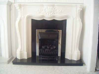 F14 Louis Carrington No1 Fire Surround in Plaster - BIRMINGHAM COLLECTION ONLY for sale  Birmingham