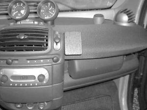 Brodit ProClip Montagekonsole für Smart ForTwo Baujahr 1998-2007 [852682]