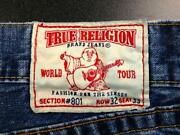 Mens Used True Religion Jeans