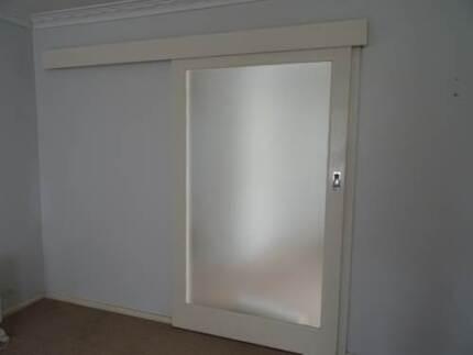 Translucent Sliding door - price negotiable Glen Waverley Monash Area Preview