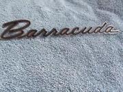 Barracuda Emblem