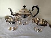 Silver Plated Tea Service