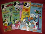 Mickey Maus Hefte