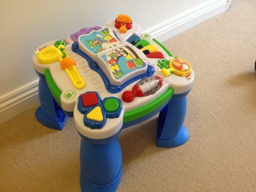 LeapFrog Learn and Groove Activity Table   eBay