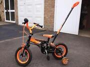 Bike with Parent Handle