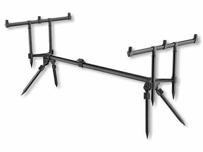 Cormoran 3-Rest Rod Pod Modell 81004 inkl Tasche von AngelnNr1