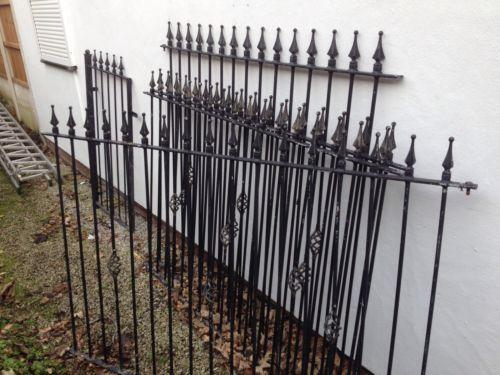 Fence Rails Ebay