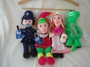 Hand Puppets Set