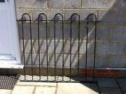 Wrought Iron Railings Used