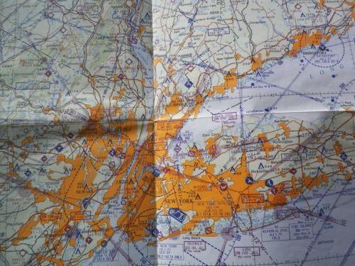 Aeronautical Chart Collectibles EBay - Vintage aviation maps