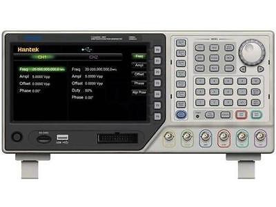 Hantek Hdg2012b Arbitrary Waveform Function Generator 2ch 10m 250msa 64m Memory