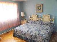 Antique 7 piece bedroom set