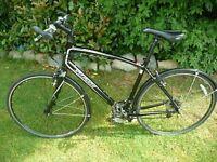 Specialized Sirrus hybrid gents bike