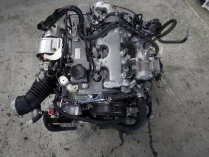 MITSUBISHI TRITON 4D56 4D56U-T TWIN CAM 2.5 DSL ENGINE 09 TO 14 Brisbane South West Preview