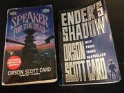 Orson Scott Card Lot