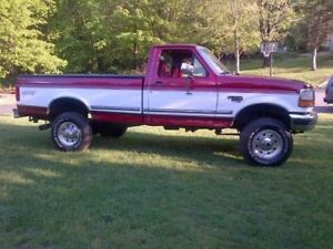 Looking for a single cab obs 7.3 powerstroke turbo diesel