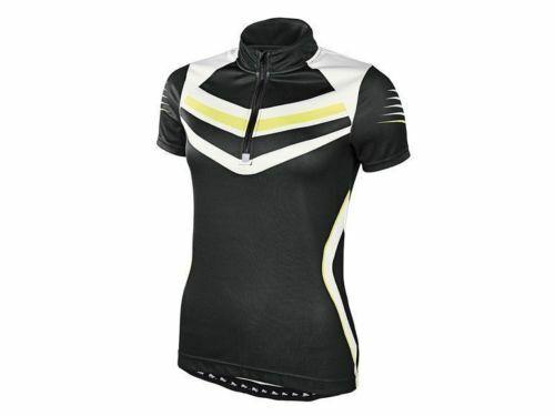 Damen Fahrradshirt Radsport Fahrrad Sport Shirt Radlershirt Biking Trikot