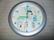 Snoopy Clock