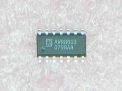 Anadigics Awr8003 Rf Mmic 800-1000mhz Lnamixer Soic-14 Qty.10