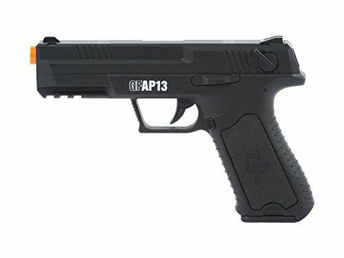Airsoft Pistol with Battery and Charger 30 Round Magazine 6 mm Up to 250 FPS