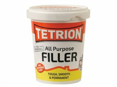 TETRION ALL PURPOSE FILLER Ready Mix Tough Smooth Permanent Inside Out 600g...