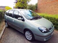 2003 RENAULT MEGANE SCENIC 1.4 16V Fidji 5 Door MPV With 12 Month MOT PX WElcome