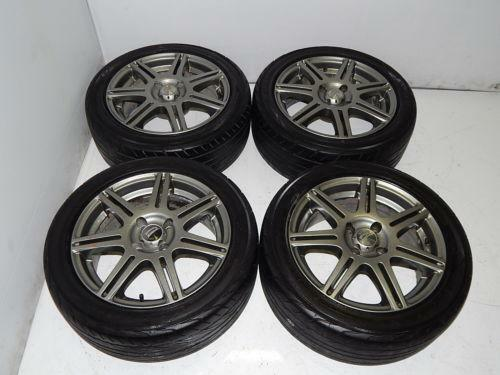 Wheel And Tire Package Deals >> 4x100 Wheels 15 Tires | eBay