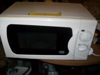 MORRISON MICROWAVE OVEN 17L MMW2 AUTO COOK 700W