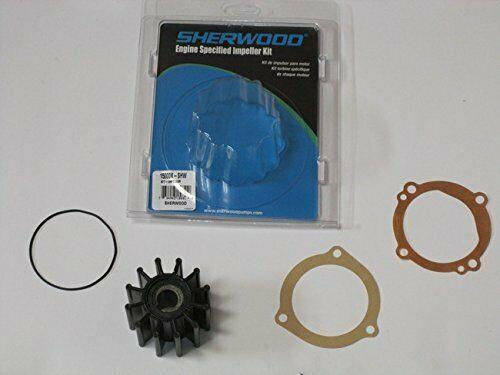 Sherwood Neoprene Replacement P Impeller Kit w/Gasket/O-Ring 15000K