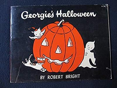 Georgie's Halloween [Paperback] Robert Bright