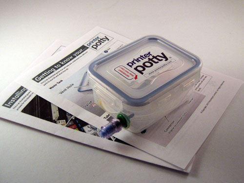 Waste Ink Kit Fits: Epson XP-800, XP-810, XP-820, XP830 (inc