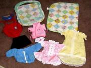 Cabbage Patch Clothes Lot