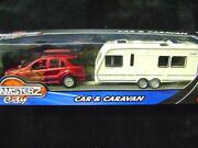 Diecast Caravan