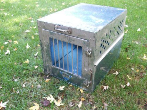 Aluminum Dog Crate Ebay