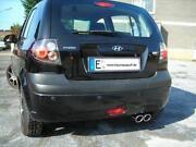 Hyundai Getz Sportauspuff