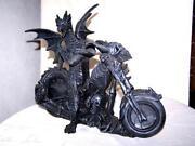 Motorrad Figur