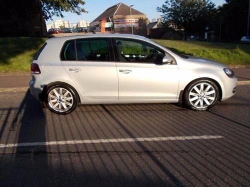 Volkswagen Golf Gt Tsi 2009 Petrol Manual In Silver